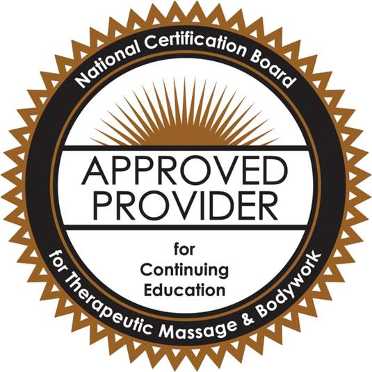 NCBTMB Approved Provider 451576-11