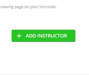 Add Instructors