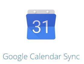 Sync to Google Calendar
