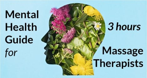 Mental Health Guide for Massage Therapists