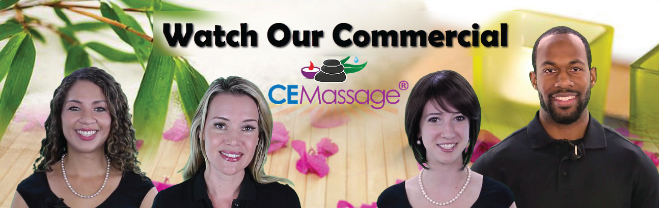 Massage Therapy CE Online Home Study Courses for Therapists renewing their license or certification